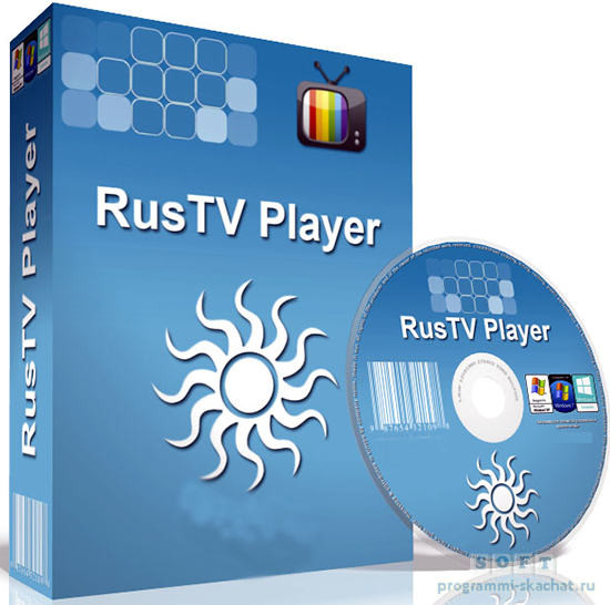 RusTV Player для просмотра онлайн ТВ
