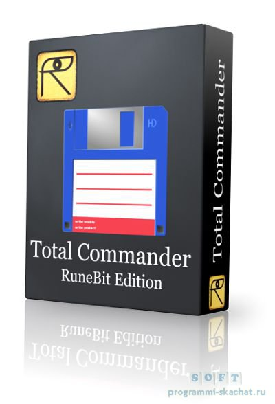 Total Commander RunBite Edition торрент