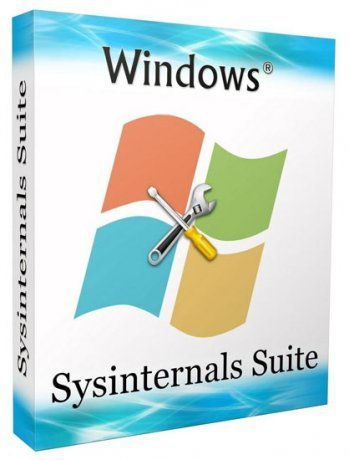 Sysinternals Suite portable 2016