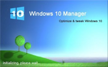 Windows 10 Manager 1.1.0 Final оптимизатор