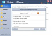 Windows 10 Manager 1.1.0 Final торрент