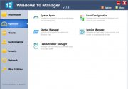 Windows 10 Manager 1.1.0 Final установить