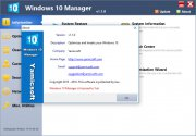 Windows 10 Manager 1.1.0 Final скачать