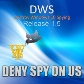 Destroy Windows 10 Spying (final version)