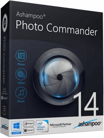 Фоторедактор Ashampoo Photo Commander 14.0.6