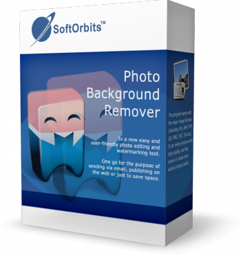 Softorbits Photo Background Remover для удаления фона