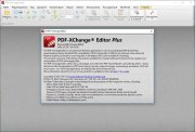 PDF-XChange Editor Plus Portable скачать