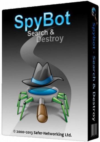 Spybot - Search & Destroy Portable антивирус