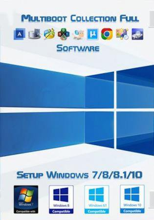 Multiboot Collection Full для Windows