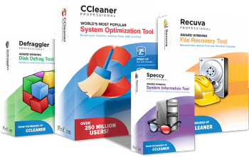 CCleaner Professional Plus оптимизатор
