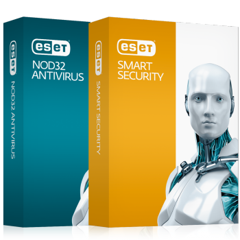 ESET NOD32 Antivirus & Smart Security для Windows