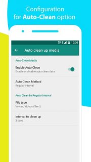 Cleaner for WhatsApp на русском
